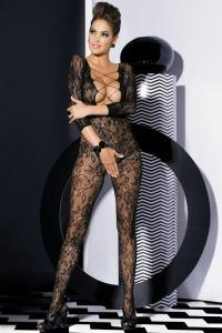 Body Bodystocking F200 XL/XXL - Obsessive - XL/XXL - �ern�